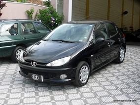 Peugeot 206 1.4 Presence Flex - Completo - S E Veículos