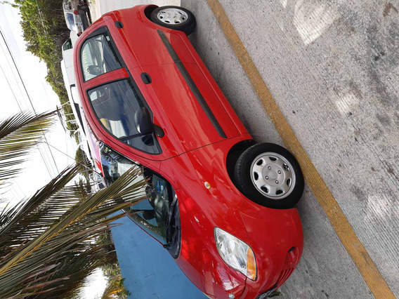 Matiz Rojo Modelo 2014