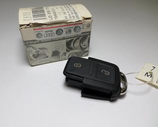 Transmissor Controle Remoto Da Chave Golf 03/14 Original Vw
