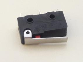 Micro Interruptor (suite) Chave (lote 10 Peças) Com Furo