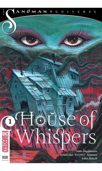 House Of Whispers #1 (2018) Sandman Universe Gaiman Vertigo