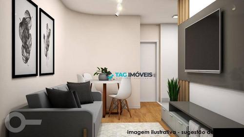 Apartamento Com 1 Dormitório À Venda, 33 M² Por R$ 561.000,00 - Jardins - São Paulo/sp - Ap1647