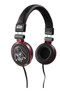 Auriculares One For All Hp9901 Star Wars Disney Darth Vader