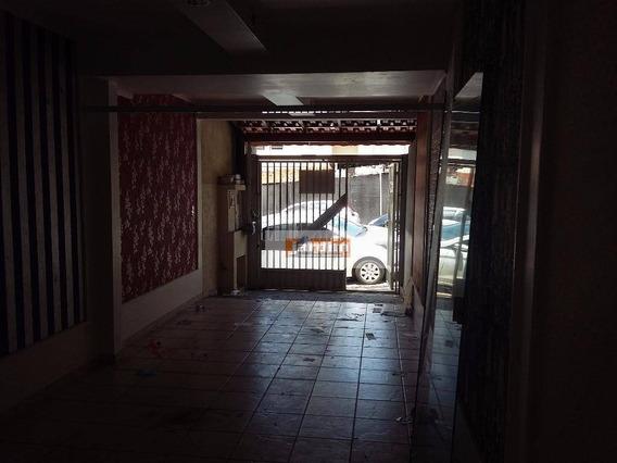 Sobrado Residencial À Venda, Jardim Hollywood, São Bernardo Do Campo. - So1385