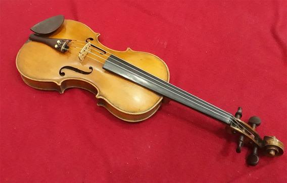 Violin Antiguo Aleman 1940s Gran Volumen