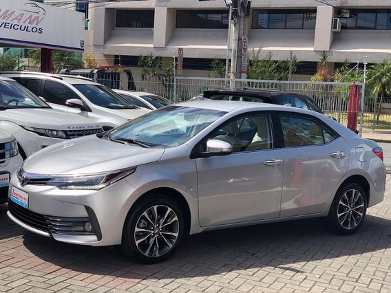 Toyota Corolla 2.0 16v Altis Flex Multi-drive S 4p 2018 Top