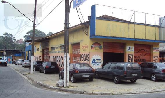 Terreno Para Venda, 1500.0 M2, Vila Luzita - Santo André - 1719
