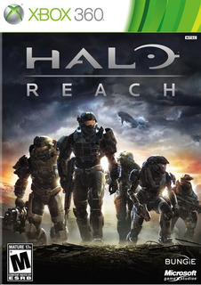 Halo Reach Xbox 360 Español Latino