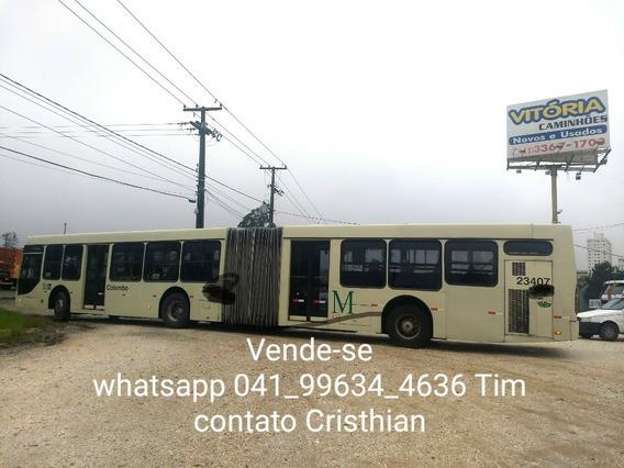Ônibus Articulado Mercedes 2836 Mb Ano 2007