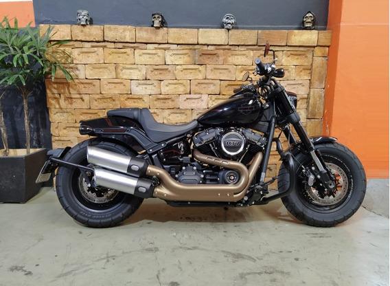Harley Davidson Dyna Fat Bob 2019