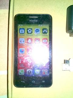 Huawei Y330 Buen Estado 8 De 10 Libre De Operador Operativo