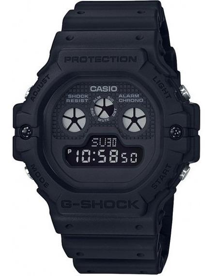 Relógio Casio G-shock Revival Masculino Preto Dw-5900bb-1dr