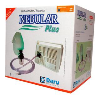 Inalador Nebulizador Nebular Plus Daru Bivolt Garantia2anos