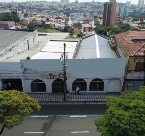 Galpão Para Alugar, 740 M² Por R$ 22.000,00/mês - Vila Lucy - Sorocaba/sp - Ga0058