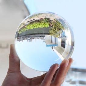 Bola Esfera De Cristal Lensball K9 80 Mm -novo