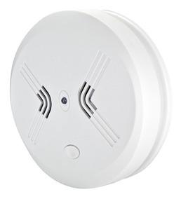 Alarme Sensor Detector Fumaça Sonoro Sem Fio