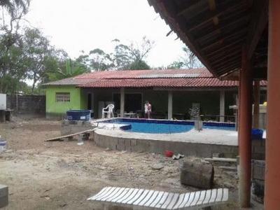 Chácara No Parque Vergara, Em Itanhaém, 2000m², Ref 3375