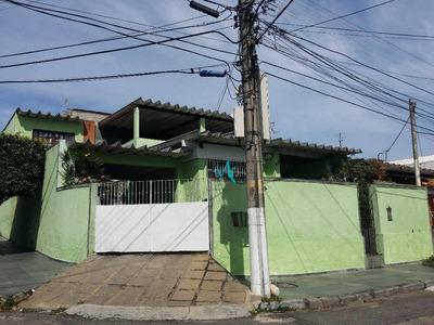 Casa 3 Quartos, 1 Suítes, De Esquina, No Bairro Adriana, Em Campo Grande, Rj - Ca0038
