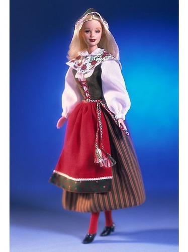 Imagem 1 de 5 de Swedish Barbie Doll