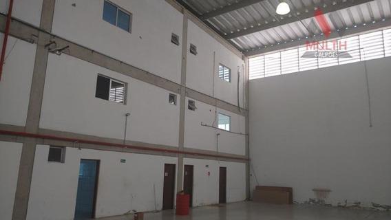 Galpão Industrial Para Locação, Rio Cotia, Cotia. - Ga0243 - Ga0243