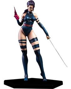 Psylocke 1/10 Marvel Comics Serie 4 Iron Studios X-men