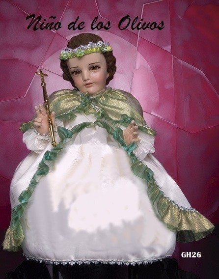 Varios Modelos Vestido Ropon Niño Dios Talla 15-25 Economico
