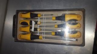 Juego De Destornilladores 7pza Super Tools