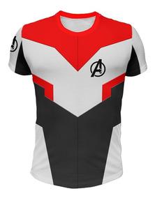 Remera Avengers Endgame Universo Cuántico - Full Print
