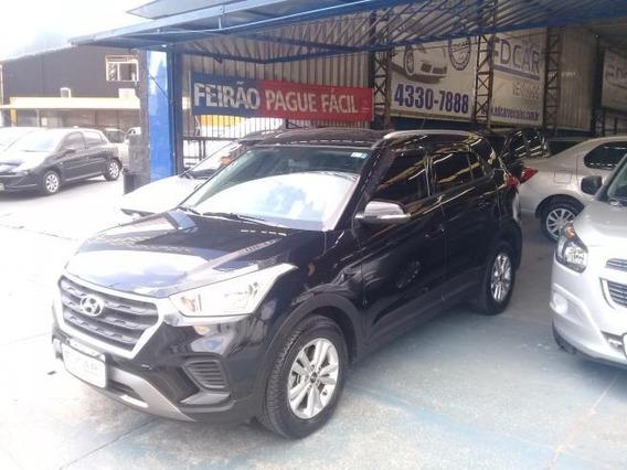 Hyundai Creta 1.6 Attitude Flex Completo Top De Linha