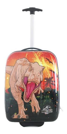 Valija Rigida 17 Pulgadas Jurassic World Original