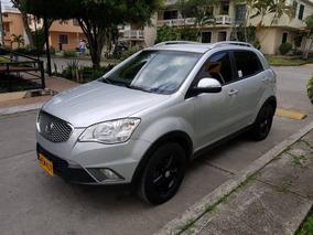 Korando C 2014 Diesel 4x2