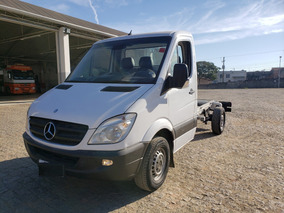 Mb Sprinter 311 Cdi 4x2 Chassi Ano 2012 / Financiamos