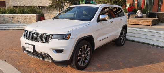 Jeep Grand Cherokee Limited Lujo V6 2018