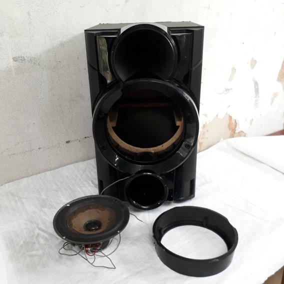Caixa De Som Acústica Selada Vazia Carcaça 26x30x42cm C 2843