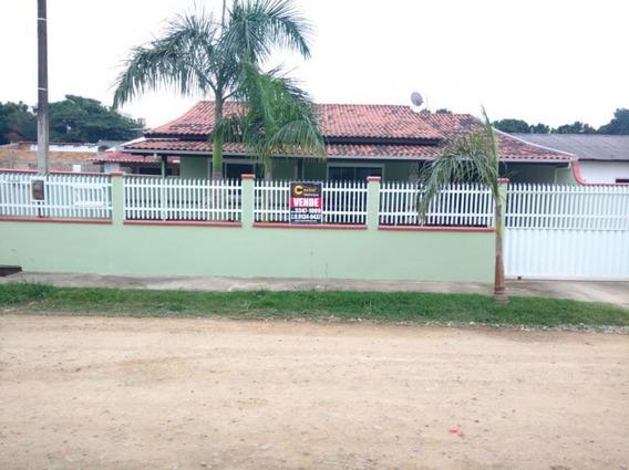 Casa Com 3 Dorms Em Penha - Armação Por 450 Mil Para Comprar - 260
