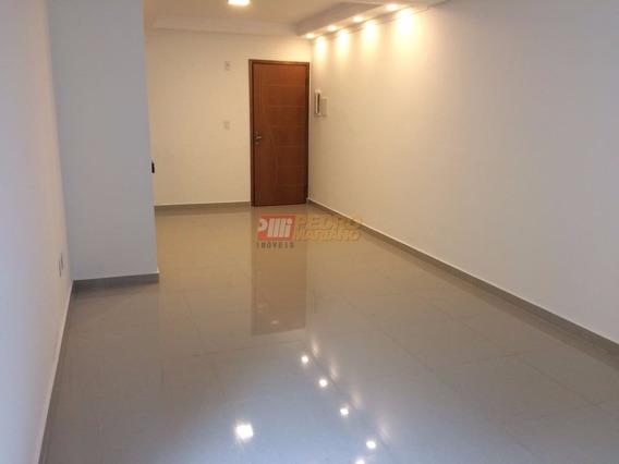 Vende-se Apartamento No Bairro Vila Lucinda Em Santo Andre - V-28982