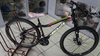 Bicicleta Aro 29 Feminina 21 Vel Tamanho 15 Absolut Nova.