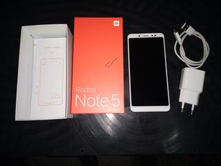 Xiaomi Note 5 64/4 Gb Completo