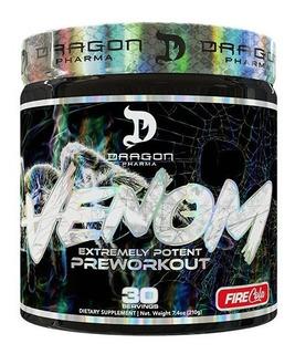 Venom Pré Treino - Dragon Pharma