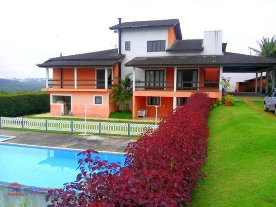 Chácara Residencial À Venda, Chácara Remanso (caucaia Do Alto), Cotia. - Ch0070