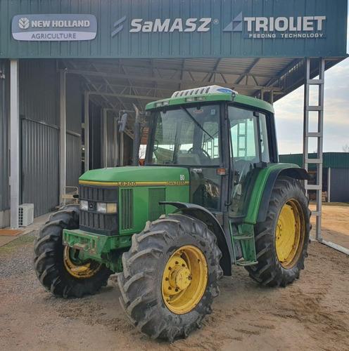 Tractor John Deere Modelo 6200
