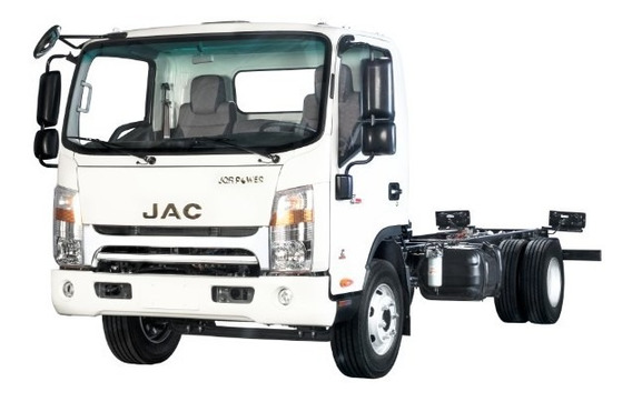 Camión Jac Jqr Largo Power | Mod. 2021 - 0 Km Bgotá Calle 80