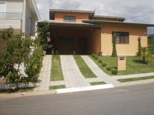 Venda Casa Em Condomínio Fechado Atibaia  Brasil - Ca0367