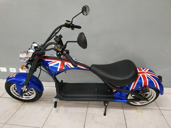 Scooter Eletrica E Chopper
