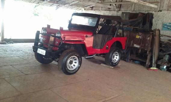 Willys Overland Jeep 1954 Cabeça De Cavalo