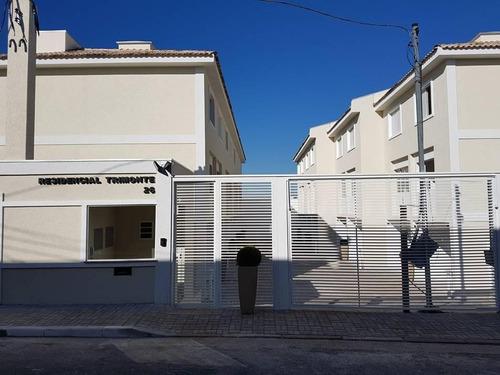 Sobrado Com 3 Dormitórios À Venda Por R$ 599.900,00 - Vila Santa Clara - São Paulo/sp - So1260