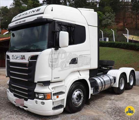 Scania R440 6x4 2015 Ñ Fh 440 Fh 500 Fh 520 Fh 540