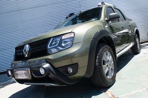 Renault Duster Oroch Outsider Plus 2.0 Griff Cars