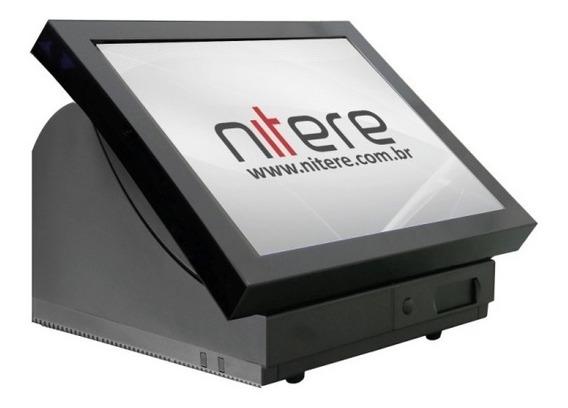Ponto De Venda Npdv-1520 Nitere Com Monitor De 15