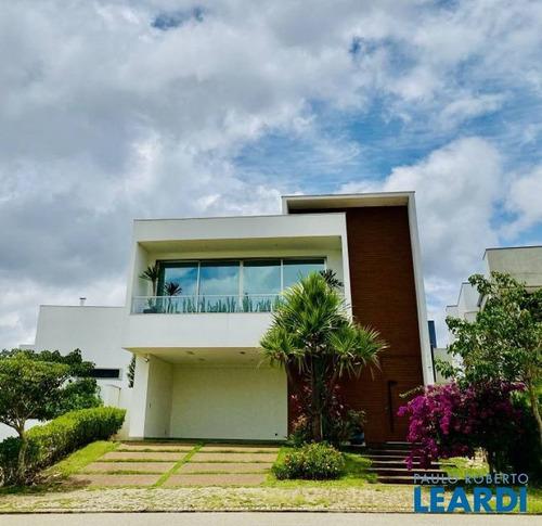 Casa Em Condomínio - Alphaville Nova Esplanada - Sp - 595364